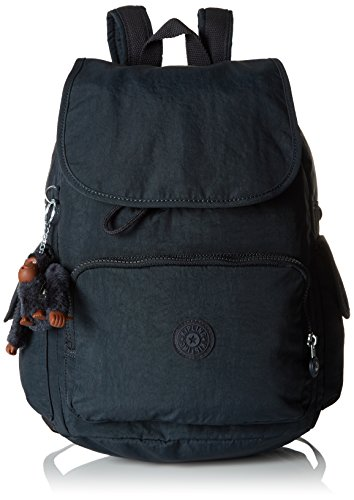 True Kipling Blue Backpack Pack City Women's Kipling Women's Navy xn4wpqBZ6