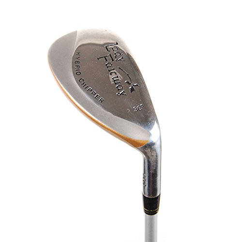 New Lady Fairway by Adams Hybrid Chipper 38 RIGHT HANDED Lady Fairway