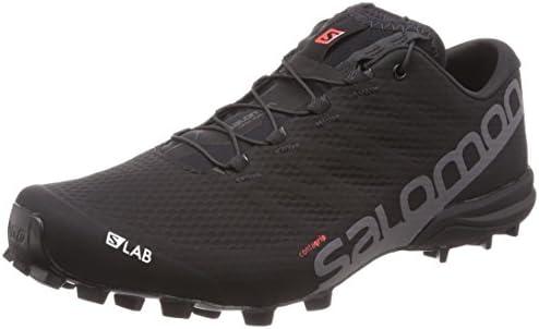 トレイルランニング シューズ S/LAB Speed 2 (エスラボ スピード 2) Black/Racing Red/White 28.0cm