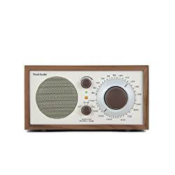 Tivoli Audio model One Am/ fm Table Radio, Classic/ Walnut, 2.4 Lb