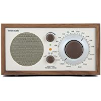 Tivoli Audio Model One M1CLA AM / FM Table Radio, Classic / Walnut
