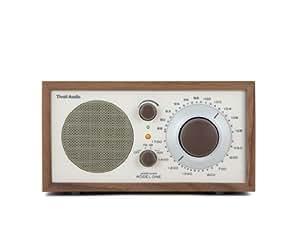 Tivoli Audio Model One M1CLA AM / FM Table Radio, Classic / Walnut