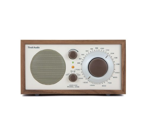 Tivoli Audio Model One M1CLA AM / FM Table Radio, Classic /