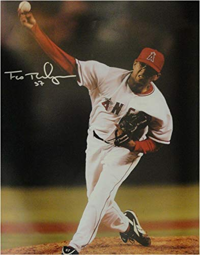 Francisco Rodriguez Signed Picture - KROD 16x20 2341 - Autographed MLB Photos ()