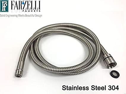 Kitchen Faucet Replacement Hose Stainless Steel S2000