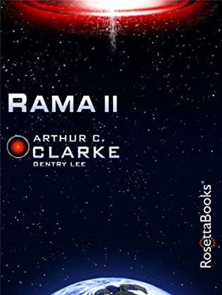 book cover of Rama II