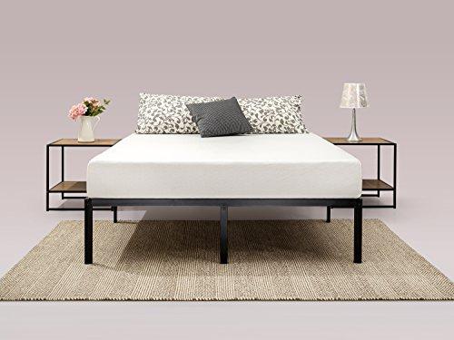 Zinus 14 Inch Classic Metal Platform Bed With Steel Slat