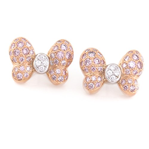 CHOPARD White and Pink Diamond