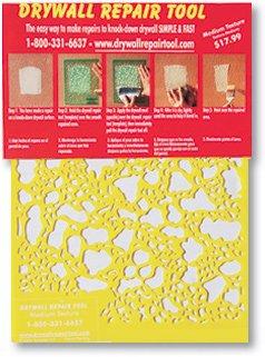 Medium Texture Drywall Repair Tool
