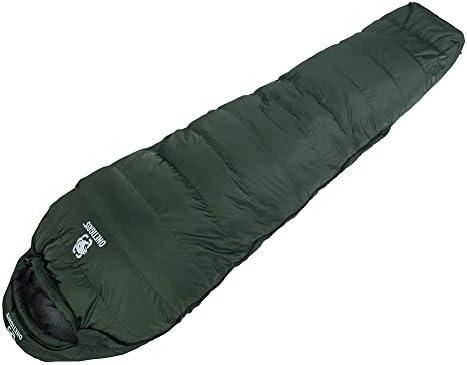 OneTigris Nordic Defender Down Sleeping Bag Winter, 5F Degree