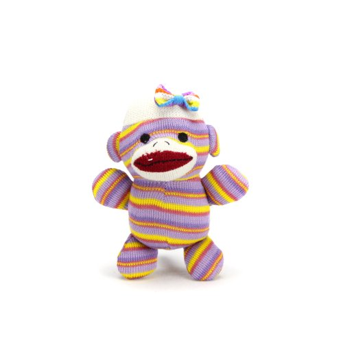 Sock Monkey Family Annie from