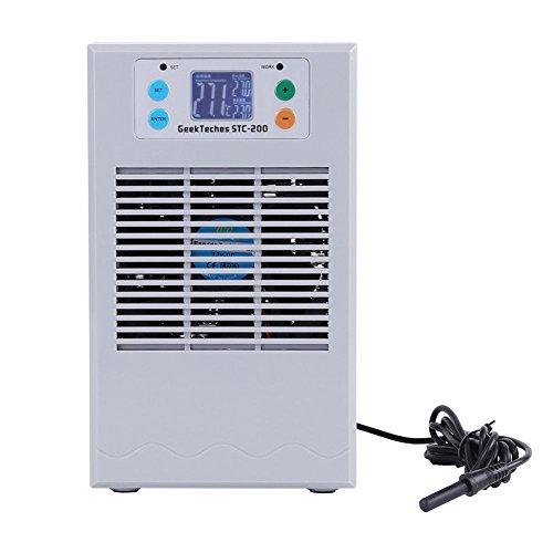TOOGOO 100-240V STC-200 Water Heater & Chiller Machine Thermostat for Fish Tank Aquarium(US Plug 35L 100W) from TOOGOO