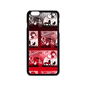 Hakuna Matata Cell Phone Case for Iphone 6 by icecream design