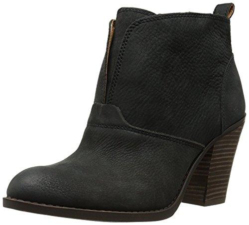 Lucky Womens Ehllen Boot  Black  11 M Us