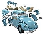 Airfix Quickbuild Volkswagen Beetle Plastic Model Kit from Hornby