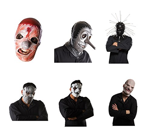 Slipknot Masks - choose your Style!