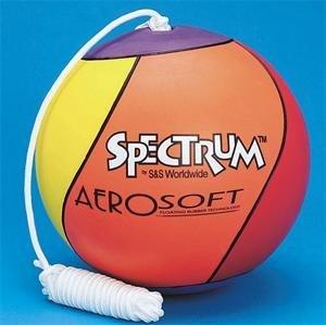Spectrum FBT-001 Rainbow Soft Tetherball by Spectrum