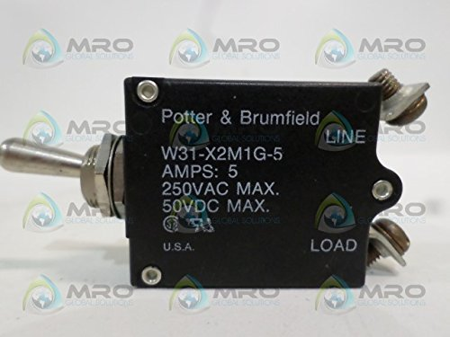 TE connectivity // Potter /& Brumfield 40A 240V W23-X1A1G-40 Circuit breaker