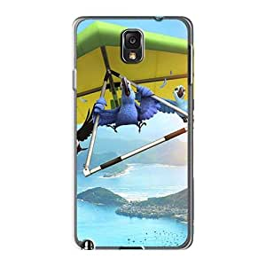 Marycase88 Samsung Galaxy Note3 Shock-Absorbing Cell-phone Hard Covers Support Personal Customs HD Rio 2 Image [XQc6292RYPa]