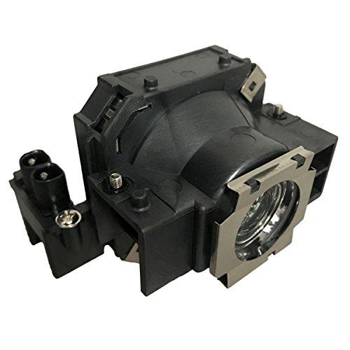 (Litance V13H010L32 Replacement Lamp for Epson ELPLP32, PowerLite 732c/737c/740c/745c/750c/755c/760c/765c Projectors)