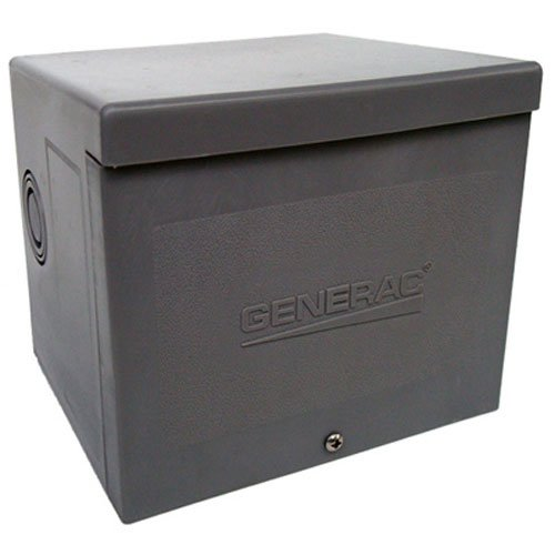 Generac 6336 20-Amp 125/250V Power Inlet Box by Generac