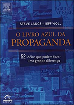 O Livro Azul Da Propaganda   Amazon.com.br