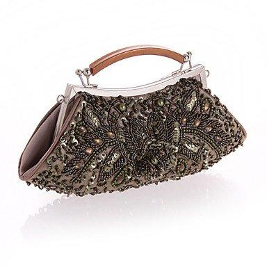 en Black perles Sacs de soirée Femmes Bgwgvaq