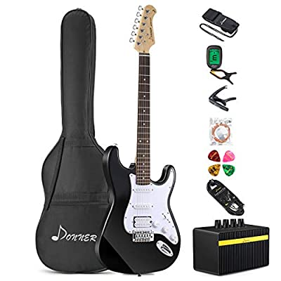 Donner Electric Guitar Package