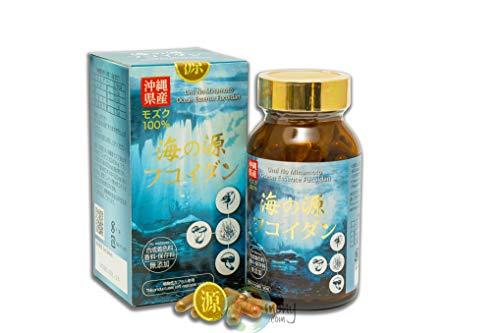 Umi No Minamoto Ocean Essence - Okinawa Mozuku Fucoidan by Kanehide Bio