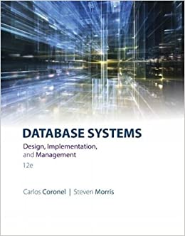 [\ FB2 /] Database Systems: Design, Implementation, & Management. traccion emitidos Hoplite visuals varon