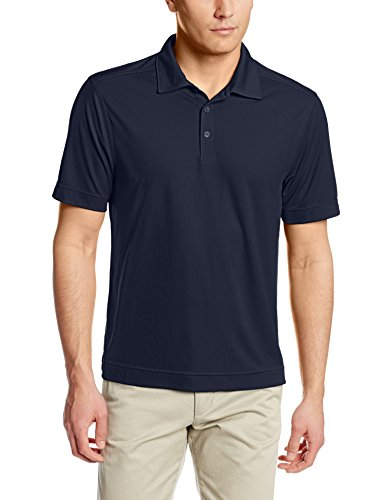 Cutter & Buck Men's Cb Drytec Northgate Polo Shirt, Navy Blue, - Stores Northgate