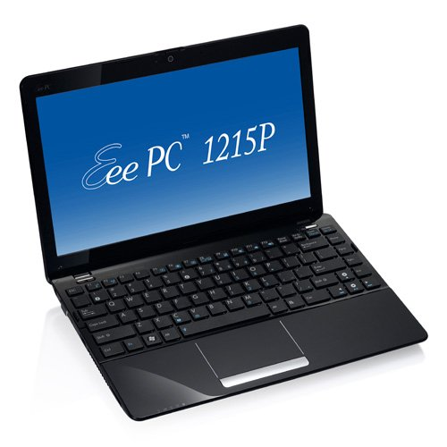 (ASUS Eee PC Seashell 1215P-MU17-BK 12.1-Inch Netbook (Black))