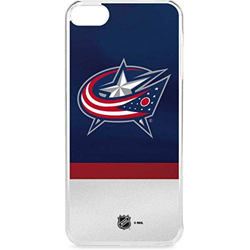 Skinit NHL Columbus Blue Jackets iPod Touch 6th Gen LeNu Case - Columbus Blue Jackets Alternate Jersey Design - Premium Vinyl Decal Phone Cover