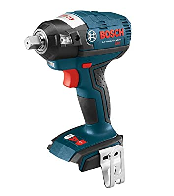 "Bosch IWBH182B Bare-Tool 18V EC Brushless 1/2"" Square Drive Impact Wrench"