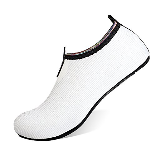 Shoes Swim Dry White Women for Shoes Water Socks Quick Sports Men Swim Barefoot Heeta Aqua Beach Bqwp4Ox