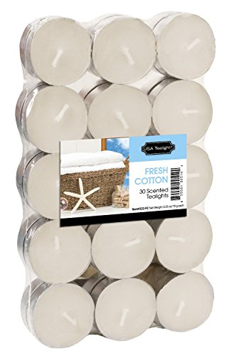 USA Tealight Piece Tealights Cotton product image