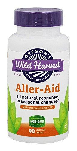Oregons Wild Harvest Aller Aid Quercetin product image