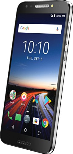 TCL LX2 16GB 5.5 inch Smartphone HD Display Quad-Core- Slim-line 4G LTE Factory Unlocked Android 13MP HD Camera (Best Phone Contract Offers)
