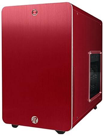 4d84f344ef RAIJINTEK 外装にアルミニウムを採用したμATX規格マザーボード対応のキューブ型PCケース