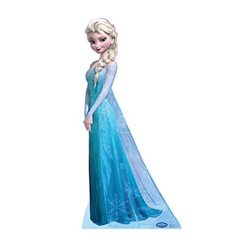 Advanced Graphics Elsa Life Size Cardboard Cutout Standup - Disney's Frozen (2013 Film)