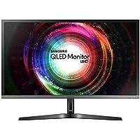 "Samsung 28"" UH750 UHD 4K 1ms FreeSync HDMI+DP 1 Milyar renk Quantum Dot %125 sRGB VA Gaming Monitör"