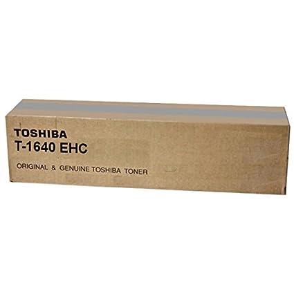 Toshiba T-1640E - Tóner para impresoras láser (Toner, Negro ...