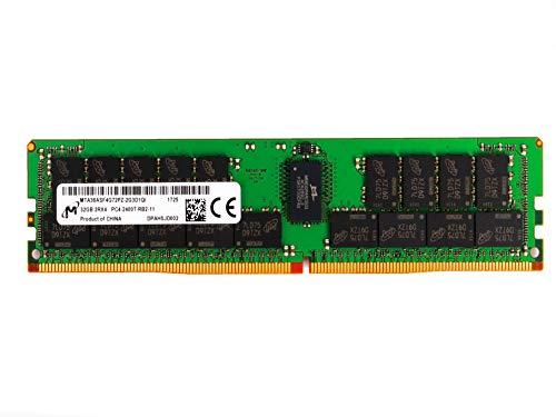 MICRON 32GB PC4-2400T-R Registered ECC 2RX4 Memory RDIMM MTA36ASF4G72PZ-2G3D1QI