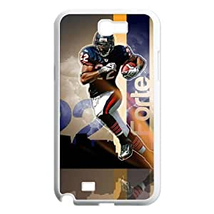 Chicago Bears Samsung Galaxy N2 7100 Cell Phone Case White DIY gift zhm004_8681805