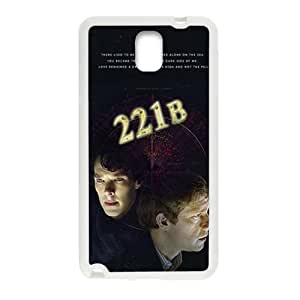221 B Hot Seller Stylish Hard Case For Samsung Galaxy Note3