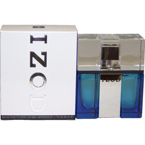 Juniper Mint Eau De Toilette - IZOD by Phillips-Van Heusen for Men - 1.7 Ounce EDT Spray