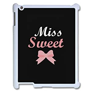 AKERCY Bad & Good Girl Miss Bow Sunglass Miss Sweet Wild Best Friend Phone Case For IPad 2,3,4 [Pattern-3]