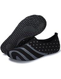 Barefoot Quick-Dry Water Sports Shoes Aqua Socks for Swim Beach Pool Surf Yoga for Women Men