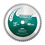 TOMAX 12 Inch 60 Tooth...