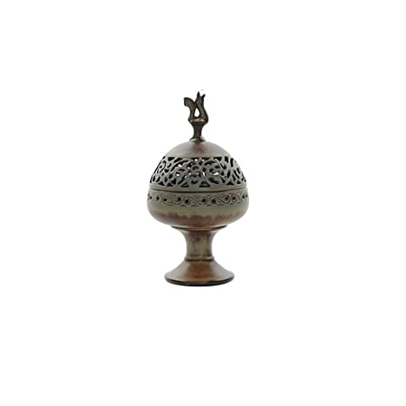 BTMjjuiju Horno de cerámica de imitación Antiguo decoración hogar ...